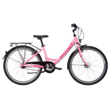 Vélo de Ville VERMONT ROSEVILLE 24'' Rose